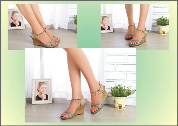 010, sandal binggel HKD 165